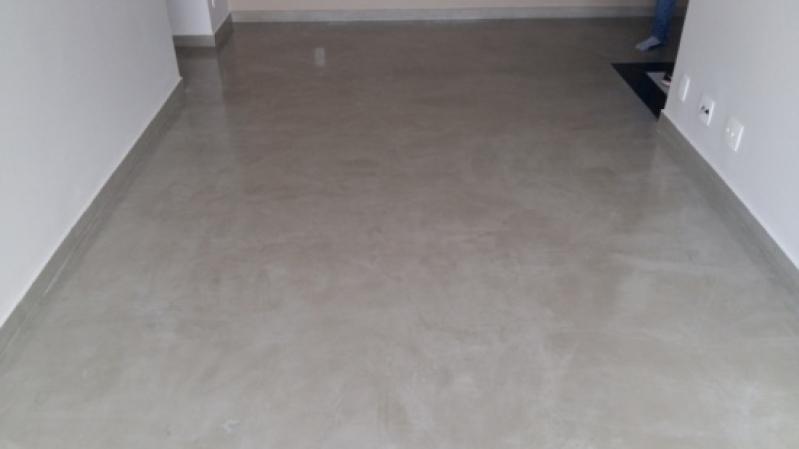 Cimento Queimado Banheiro Preço República - Cimento Queimado para Parede