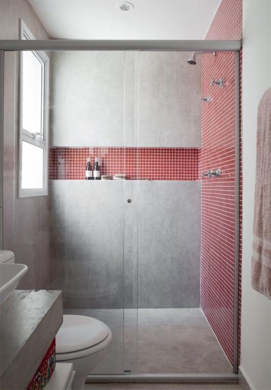 Cimento Queimado Banheiro Vila Clementino - Cimento Queimado para Piso