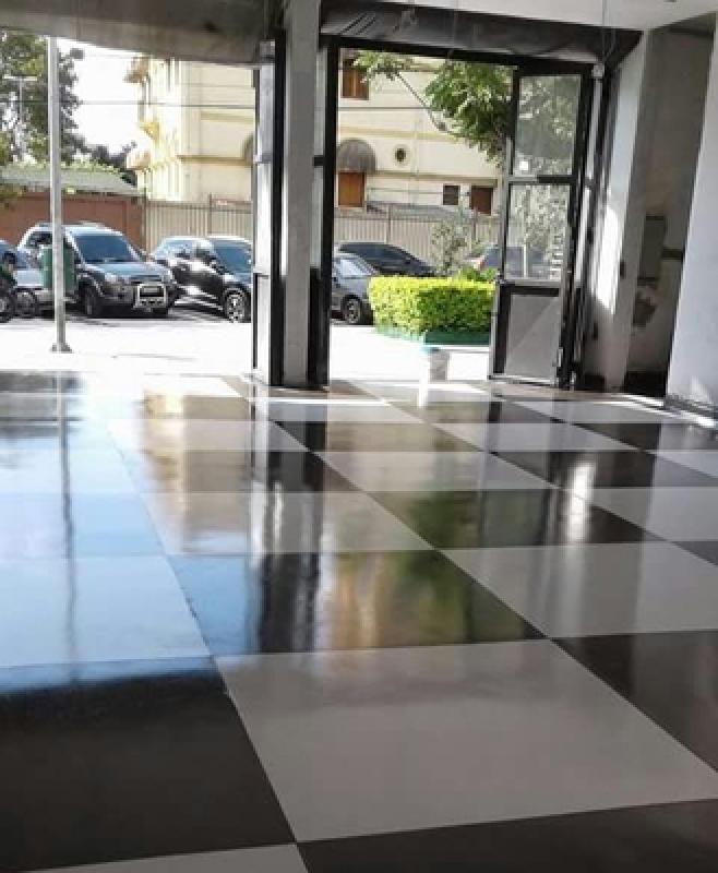 Empresa de Piso Granilite para Garagem República - Empresa de Piso Granilite Recuperação