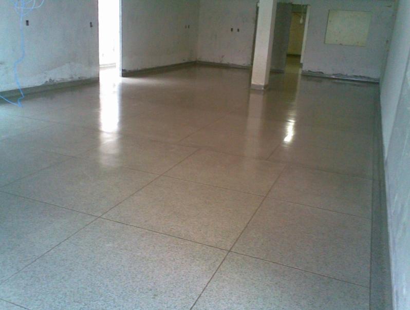 Empresa de Piso Granilite Restauração Campo Belo - Empresa de Piso Granilite Recuperação