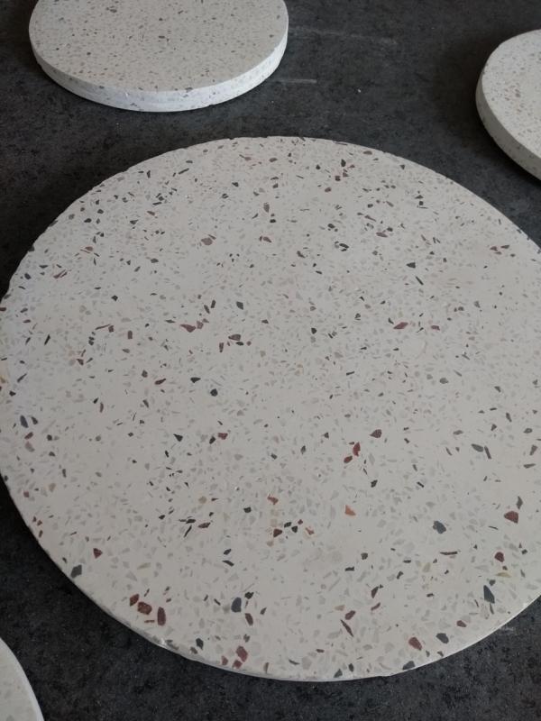 Fornecedor de Piso Granilite Cores Jardim Paulistano - Piso Granilite 40x40
