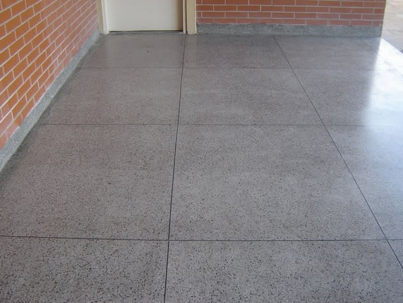 Granilite Garagem Perdizes - Granilite para Piso
