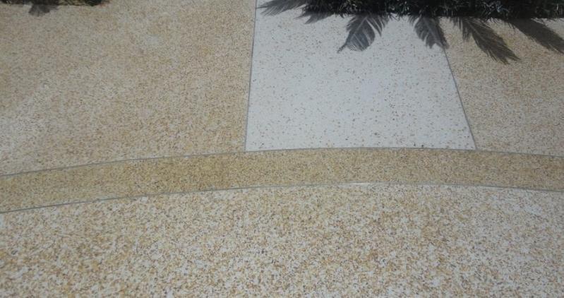 Granilite para Calçada Preço Campo Belo - Granilite Garagem