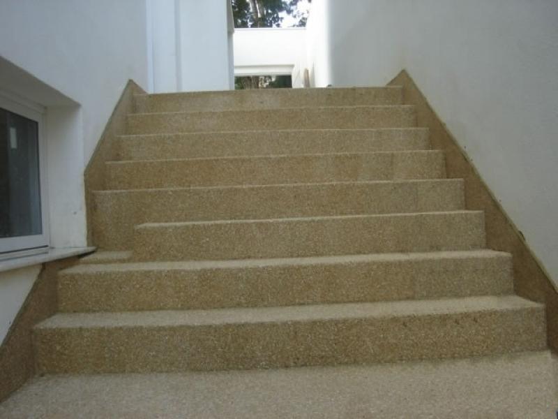 Granilite para Escada Preço Perdizes - Granilite Garagem
