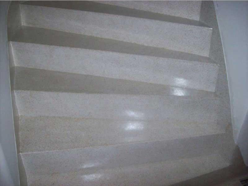 Granilite para Escada Higienópolis - Granilite Garagem