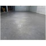 chão de cimento queimado Higienópolis