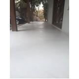 cimento queimado branco Campo Belo
