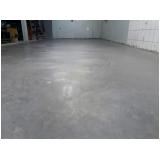 cimento queimado para piso Morumbi