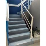 comprar piso granilite azul Santa Cecília