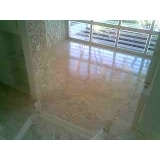 comprar piso granilite branco Vila Clementino