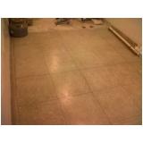 empresa de piso granilite rústico Vila Clementino