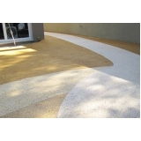 fornecedor de piso granilite colorido República