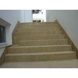 granilite para escada preço Perdizes