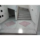 onde encontro granilite para escada Centro de São Paulo