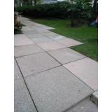 onde tem empresa de piso granilite para piscina Campo Belo