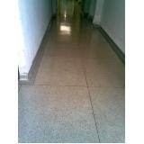 orçamento de piso granilite industrial República