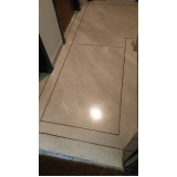 orçamento de piso granilite natural Santa Cecília