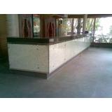 piso de granilite em placas Pinheiros