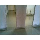 piso granilite alta resistência Faria Lima