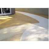 piso granilite área externa Perdizes