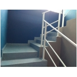 piso granilite azul preço Faria Lima
