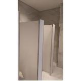 piso granilite banheiro Pinheiros