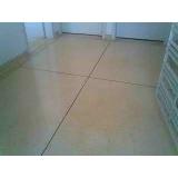 piso granilite branco preço Morumbi