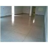 piso granilite cinza valor Santa Cecília
