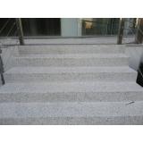 piso granilite externo Perdizes