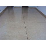 piso granilite natural Faria Lima