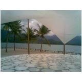 piso granilite para piscina Campo Belo