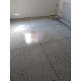 piso granilite restauração orçamento Higienópolis