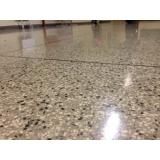 piso granilite brilho