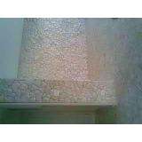 pisos granilite branco Brooklin