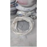 pó de mármore saco 50kg valor Campo Belo