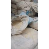 pó de mármore saco valor Campo Belo