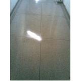 quanto custa piso de granilite em placas Faria Lima