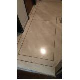 restauração de piso granilite orçamento Faria Lima