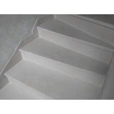restaurações de escada de granilite Morumbi