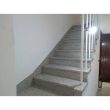 valor de restauração de escada de granilite Campo Belo