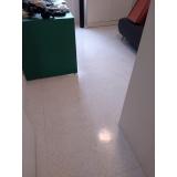 valor de restauração de piso de granilite República